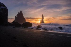 החוף השחור איסלנד